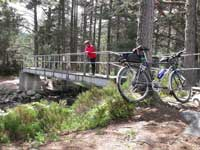 Cairngorm Mountain Bridge