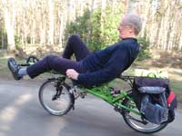 recumbent cycle
