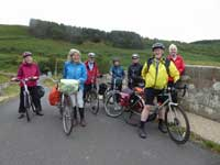 Group near Wooler