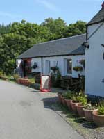 Smithyhouse B&B and cafe, Pennygael, Mull