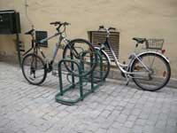 cycle rack Wernigerode